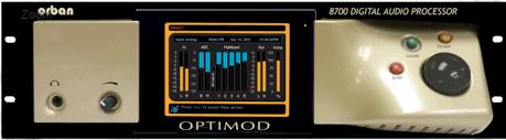 ORBAN OPTIMOD FM 8700