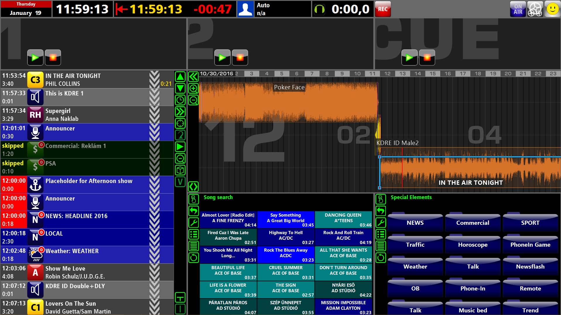 Radio Automation